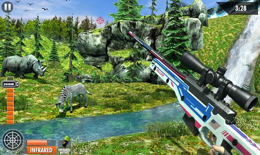 Wild Deer Hunt 2021: Animal Shooting Games apktram screenshots 6