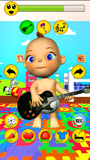 My Baby: Baby Girl Babsy screenshots 4