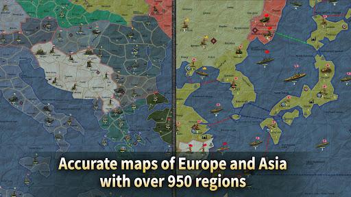 WW2 Sandbox Tactics-turn based strategy war games 1.0.41 screenshots 2