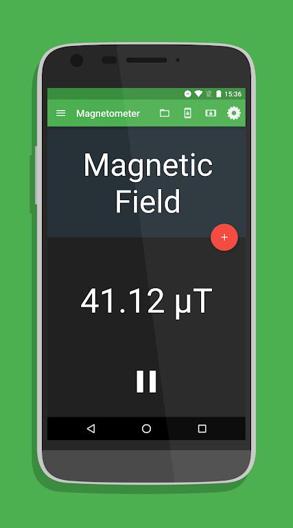 Physics Toolbox Sensor Suite Pro poster 5