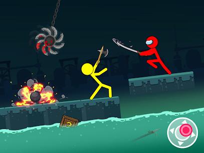 Stick Fighter  Stickman Games Apk Download 2021 3