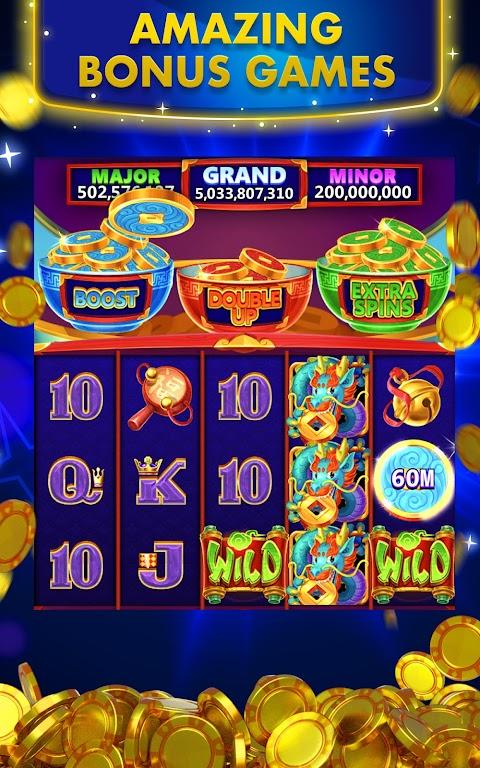 Big Fish Casino - Play Slots and Casino Games poster 3