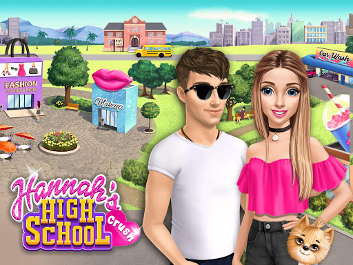 Hannah's High School Crush - First Date Makeover 8.0.19 screenshots 10