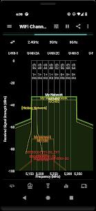 analiti Pro v2021.04.40809 MOD APK – Speed Test WiFi Analyzer EXPERT 5