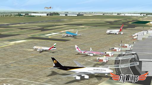 Flight Simulator 2015 FlyWings Free 2.2.0 screenshots 21