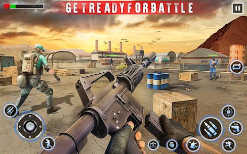 Modern Commando Secret Mission – FPS Shooting Game Apk Download 2021 5