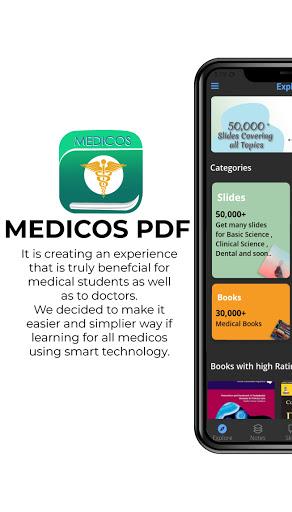 Medicos Pdf : download free medical book and slide 5.0.0 Screenshots 17