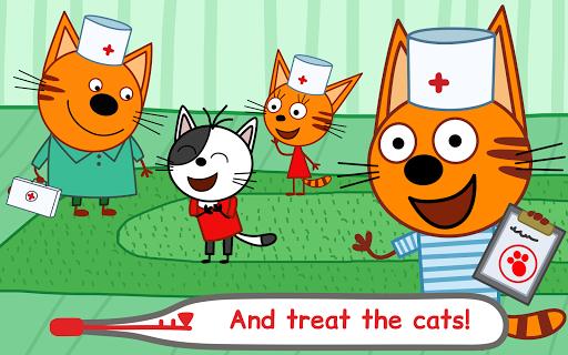Kid-E-Cats Animal Doctor Games for Kidsu30fbPet Doctor  screenshots 12