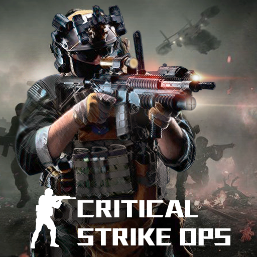 Critical Strike Ops - FPS 3D shooting Game