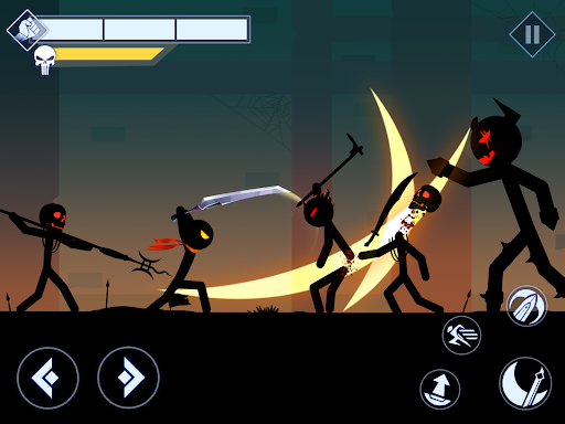 Supreme Stickman Shadow Legends: Sword Fight Games screenshots 7