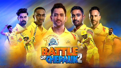 Chennai Super Kings Battle Of Chepauk 2 apktreat screenshots 1
