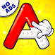 ABC Tracing & Phonics for Preschoolers & Kids Game - Androidアプリ