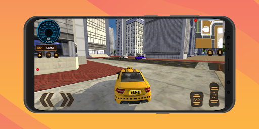 Miami Taxi Sim 2020 - Simulator Driving 3d Game ss1
