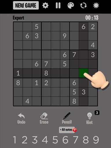 Sudoku 2021 2.4 screenshots 14