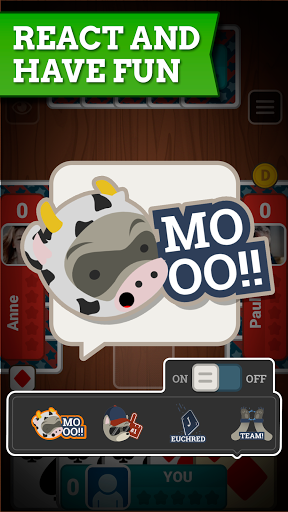Euchre Free: Classic Card Games For Addict Players 3.7.8 screenshots 6