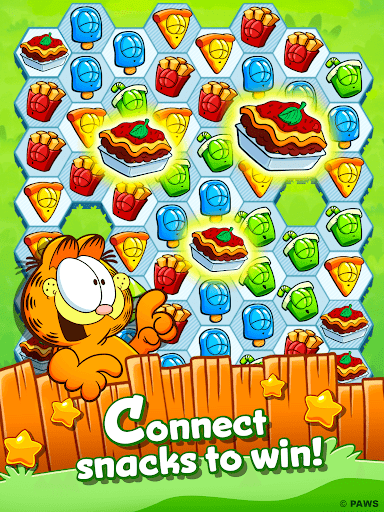Garfield Snack Time  screenshots 6