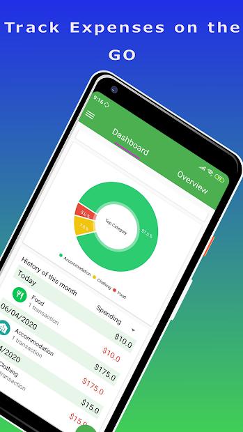 X - Money Manager - Expense Tracker screenshot 1