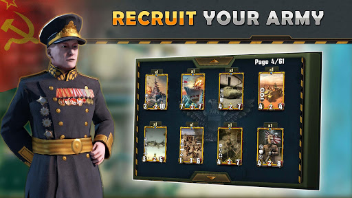 World War II: TCG - WW2 Strategy Card Game 3.1.6 screenshots 7