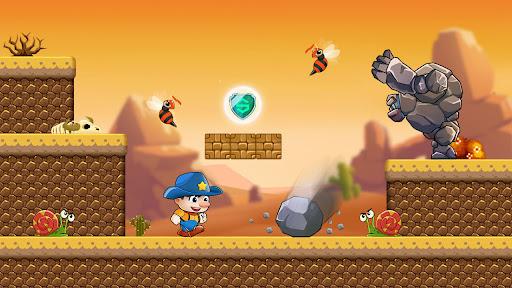 Super Bino Go 2: Free New Jump Adventure Game  screenshots 2