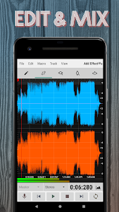 WaveEditor for Android™ Audio Recorder & Editor 1.88