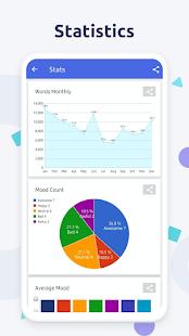 Diaro - Diary, Journal, Mood Tracker with Lock 3.91.0 Screenshots 7