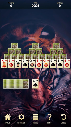 Royal Solitaire Free: Solitaire Games 2.7 screenshots 4