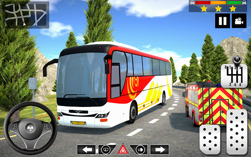 Mountain Bus Simulator 3D apktram screenshots 19