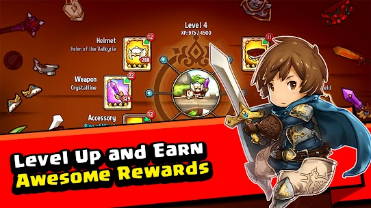 Crazy Defense Heroes: Tower Defense Strategy Mod Apk (Unlimited Resources) 6