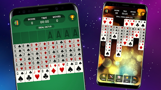 FreeCell Solitaire PRO (no ads) 1.2.0 (Paid) (Sap)