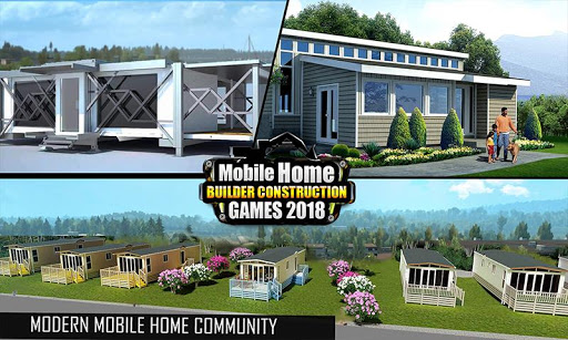 Mobile Home Builder Construction Games 2021 1.9 screenshots 6
