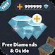 Daily Free Diamonds 2021 - Fire Guide 2021