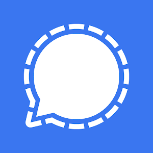 Signal Private Messenger 5.0.8 by Signal Foundation logo