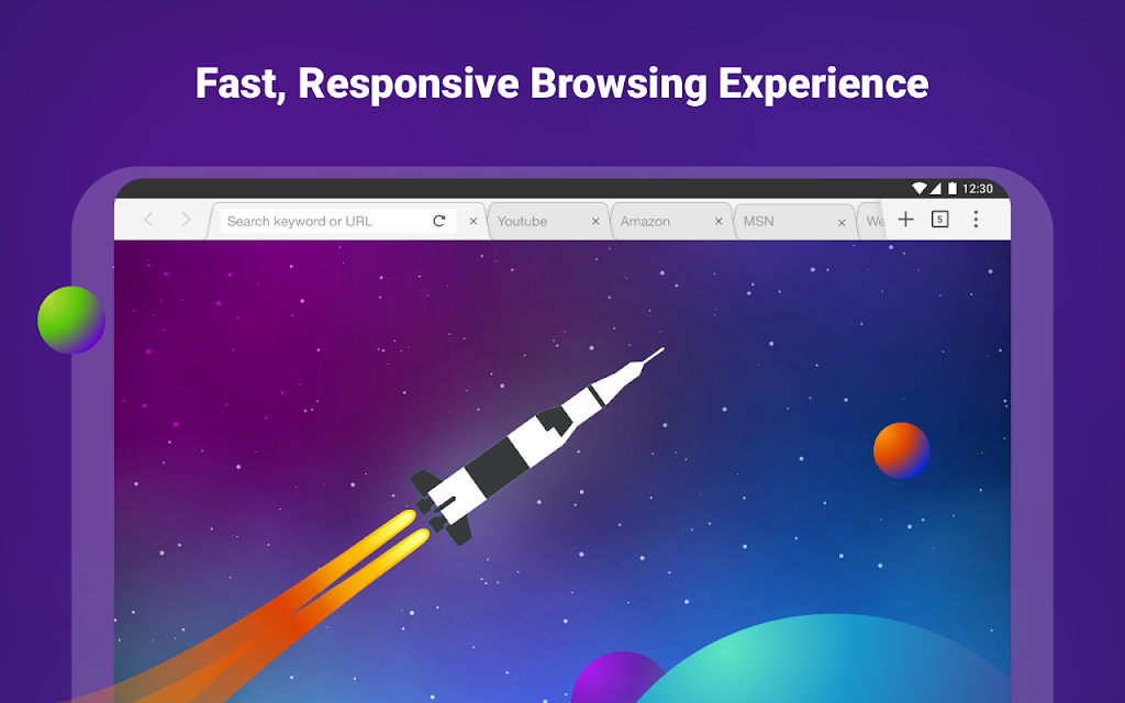 Puffin Browser Pro poster 8