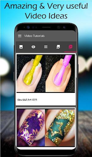 Nail Art Designs Step by Step 1.3 Screenshots 6