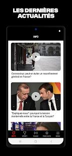 RMC ud83cudf99ufe0fInfo et Foot en direct - Radio & Podcast 7.5.3 APK screenshots 6