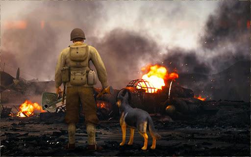 Call of Glory: WW2 Military Commando TPS Game  screenshots 4
