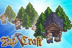 Tap Craft: Mine Survival Sim