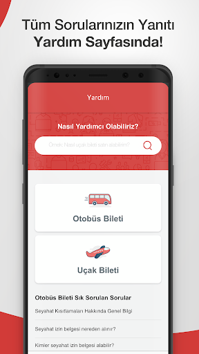 obilet - Otobu00fcs ve Uu00e7ak Bileti 12.0.26 screenshots 6