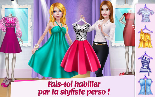 Code Triche Shopping Girl (Astuce) APK MOD screenshots 1