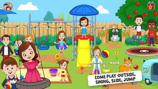 My Town: Home Dollhouse: Kids Play Life house game  screenshots 4