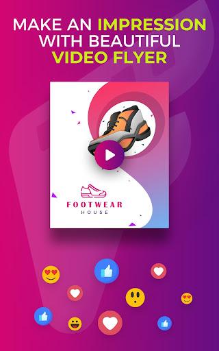 Video Flyers - Flyer Maker, Make Poster, Video Ads 21.0 Screenshots 15