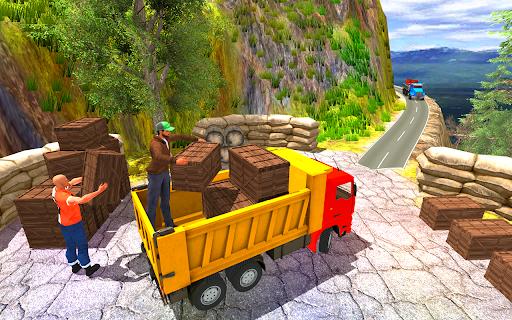 Cargo Truck Game: Transporter Truck Simulation  screenshots 2
