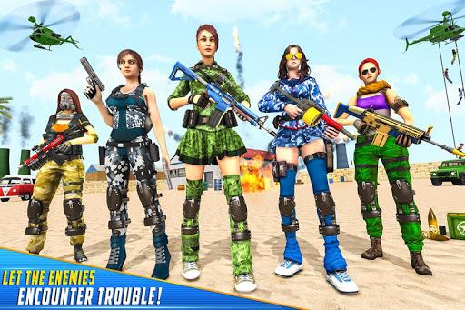 Real Commando Shooting Strike - Fps Shooting Games screenshots 6