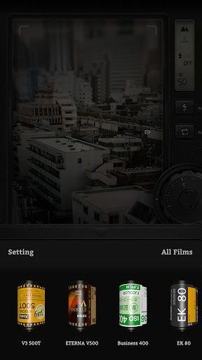 FIMO - Analog Camera screenshots 2