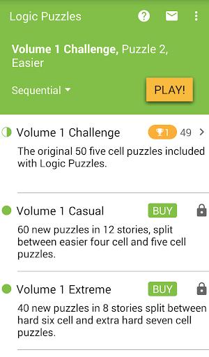 Logic Puzzles – Brain Fun