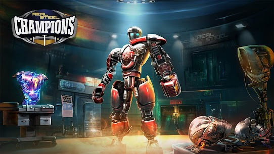 Download Real Steel Boxing MOD APK 2021 [Unlimited OBB+Money] 1