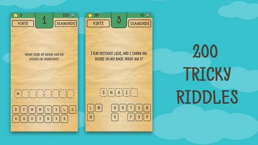 Riddles, Rebuses and Two Pics  screenshots 6