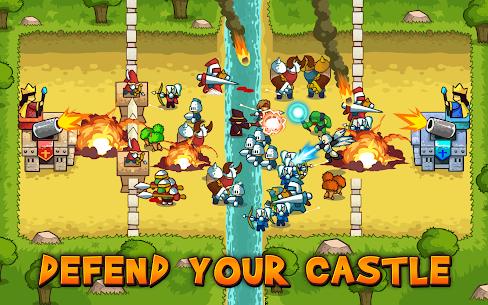 King Rivals: War Clash MOD APK 1.3.4 (Unlimited Money) 7