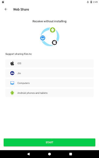 InShare - Share Apps & File Transfer Screenshots 9