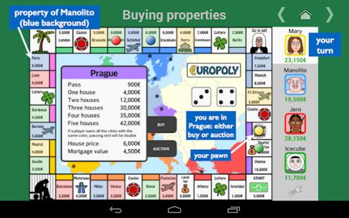 Europoly 1.2.4 Screenshots 12